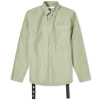 Craig Green Worker Shirt Green