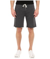 Threads For Thought Burnout Wash Shorts Black Men's Shorts