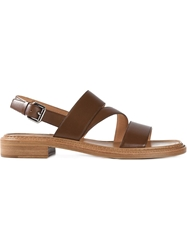 Church's Strappy Flat Sandals