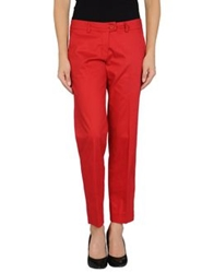 Hope Casual Pants Red