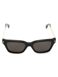 Retrosuperfuture Retro Super Future 'America' Sunglasses Black