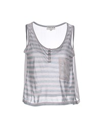 5Preview Topwear Vests Women Grey