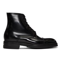 Paul Smith Black Master Boots