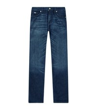 Boss Maine3 Regular Fit Jeans Male Blue