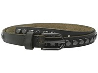 Cowboysbelt 209114 Anthracite Women's Belts Pewter