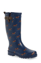 Chooka Women's 'Horse Trot' Rain Boot
