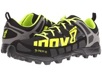Inov 8 X Talon 212 Black Neon Yellow Grey Running Shoes