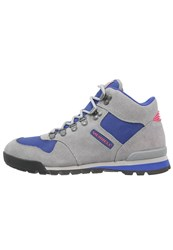 Merrell Eagle Mid Walking Boots Offwhite Light Grey