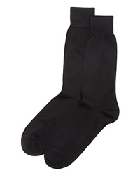 The Men's Store At Bloomingdale's The Men's Store At Bloomingdales Cotton Blend Dress Socks
