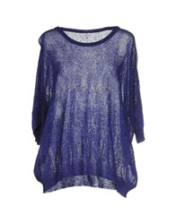 Asola Sweaters Purple
