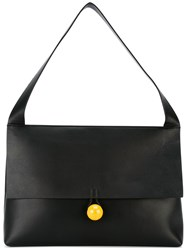 Corto Moltedo 'Rose' Shoulder Bag Black