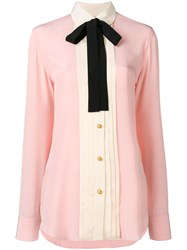 Gucci Baby Rose Blouse Pink