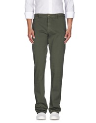 Historic Trousers Casual Trousers Men Military Green