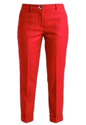 Love Moschino Trousers Red