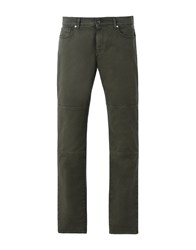 8 Trousers Casual Trousers Military Green