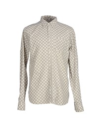 Department 5 Shirts Shirts Men Light Grey