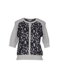 Carven Knitwear Cardigans Women Light Grey