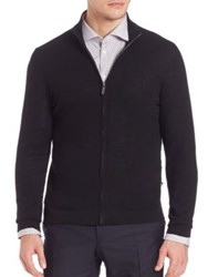 Strellson Slim Fit Cardigan Black