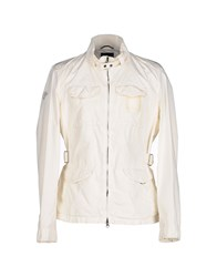 Museum Jackets Ivory
