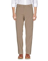 Harmont And Blaine Casual Pants Khaki