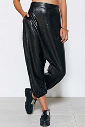 One Teaspoon Lone Lover Party Pant Black