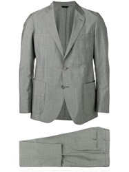 Tombolini Two Piece Suit Grey