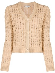 Vince Knitted Long Sleeve Cardigan 60