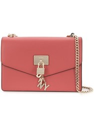 Dkny Elissa Shoulder Bag Pink