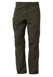 Berghaus Explorer Eco Trousers Olive Dark Green