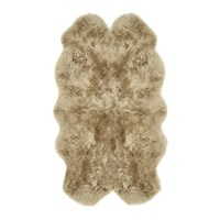 Amara Sheepskin Rug Mink Neutral