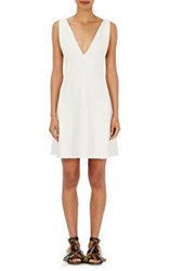 Chloe Women's Tie Back Sleeveless Dress White