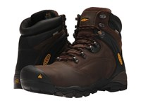 Keen Utility Louisville 6 Steel Toe Cascade Brown Lace Up Boots
