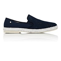 Rivieras Shoes Men's Classic 20 Degree Slip On Navy