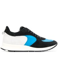 Philippe Model Montecarlo Low Top Trainers Black