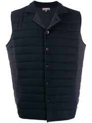 N.Peal Padded Buttoned Gilet 60