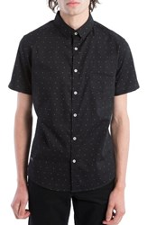 7 Diamonds Men's Beachwood Canyon Woven Shirt
