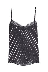 The Kooples Muslin Polka Dot Cami