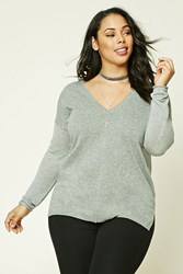 Forever 21 Plus Size Wool Blend Sweater