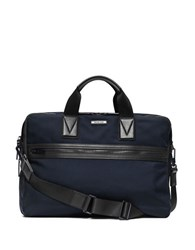Michael Kors Parker Large Briefcase Blue