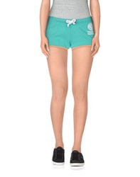 Franklin And Marshall Trousers Shorts Women Green