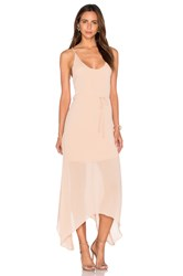 Rory Beca Castanets Dress Beige