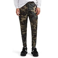 Stampd Camouflage Drawstring Jogger Pants Green