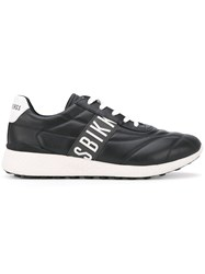 Bikkembergs Lace Up Sneakers Black