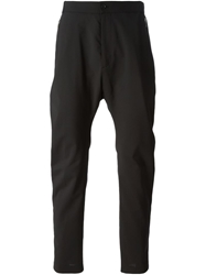Les Hommes Tapered Trousers