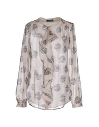 Diana Gallesi Shirts Dove Grey