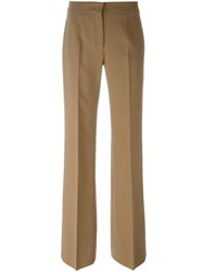 Agnona Classic Trousers Nude And Neutrals