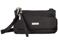 Baggallini Crossbody Mini Black Sand Lining Handbags