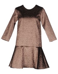 Dress Gallery Short Dresses Copper