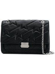 Zadig And Voltaire Ziggy Matelasse Xl Bag Black