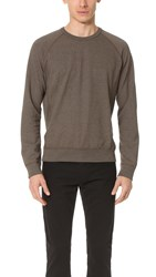 Splendid Mills Crew Neck Sweatshirt Oak